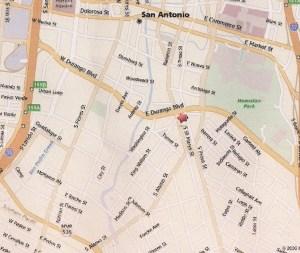 Gemini Ink located at 513 S. Presa San Antonio, TX 78205
