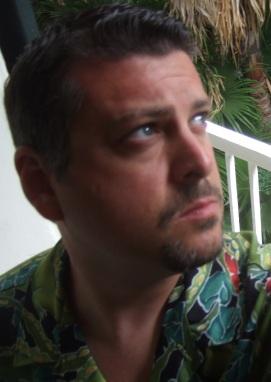 Chris D'Errico: Poet, Writer, Musician