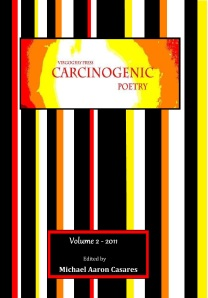 Carcinogenic Poetry Anthology: 2011