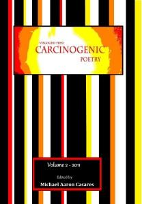 Carcinogenic Poetry Anthology: 2011