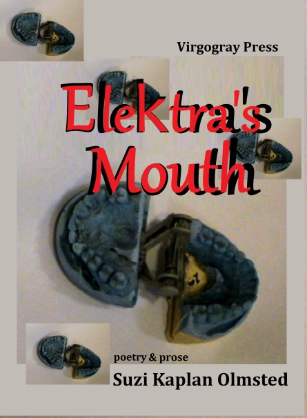 Elektra's Mouth front cover