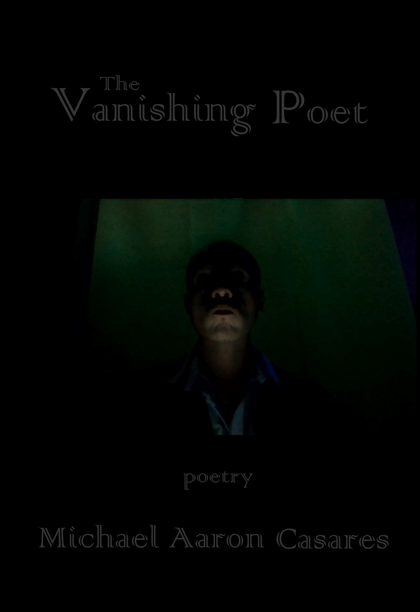 The Vanishing Poet - Cover Front MD